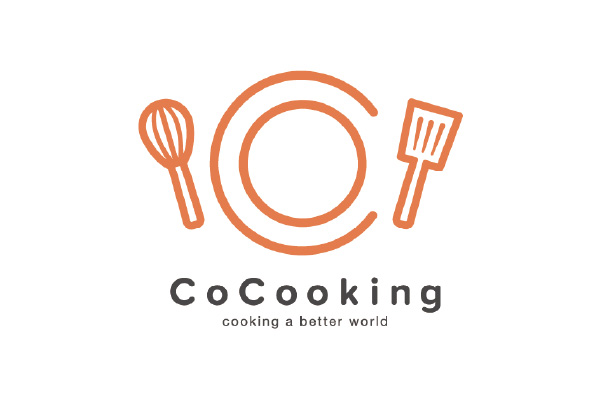 コークッキングのロゴ