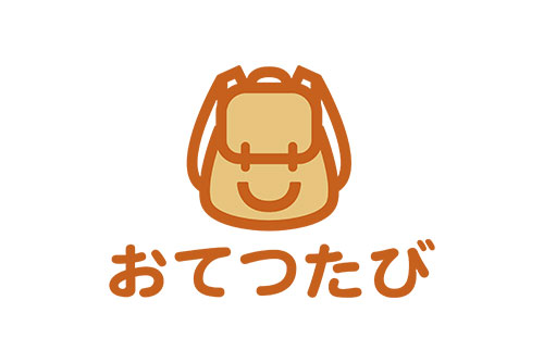 おてつたびのロゴ