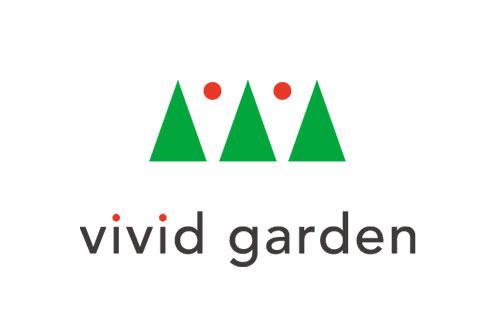 ビビッドガーデンのロゴ